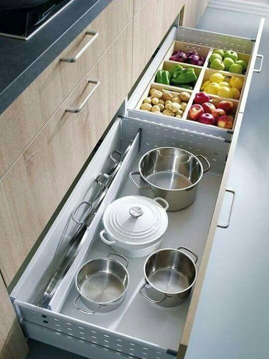 68 stunning concept kitchen cabinets organization design