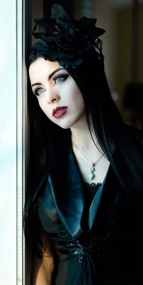 Model: Lady Kat EyesPhotographer: DigitalbeautystudioWelcome to Gothic and…