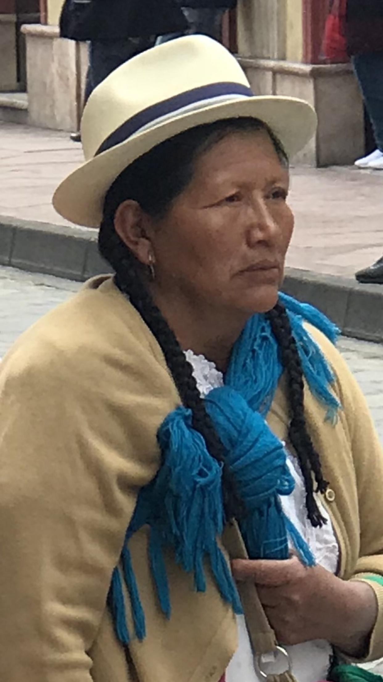 Women Of Ecuador Panama Hat Women Ecuador