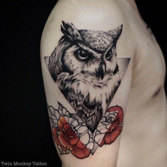 tattoo finka owl tattoo pinterest finka eule und. Black Bedroom Furniture Sets. Home Design Ideas