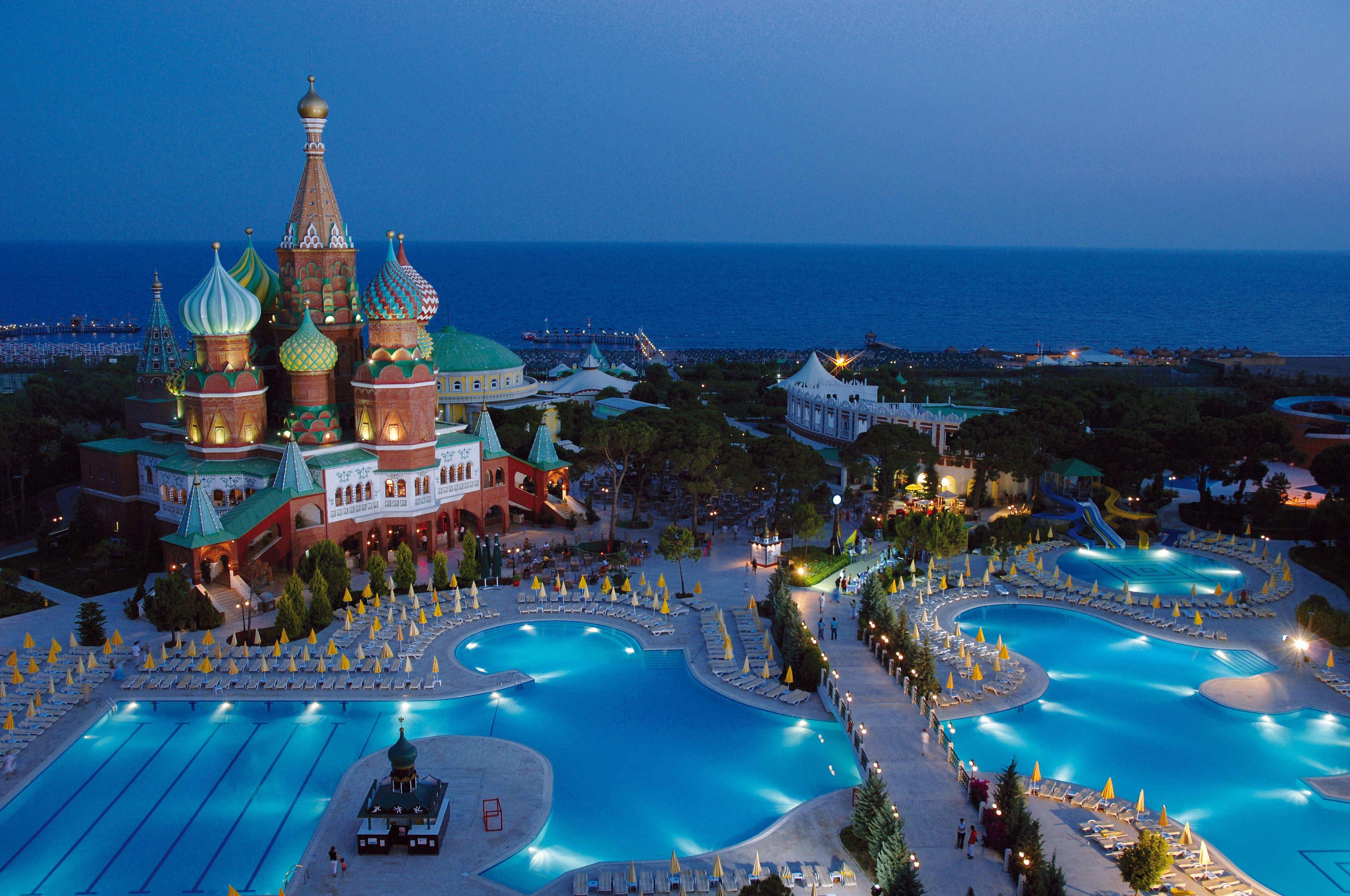 Hotel Kremlin Palace (Turkey, Antalya): reviews. Wow Kremlin Palace 5: booking, price, photo 52