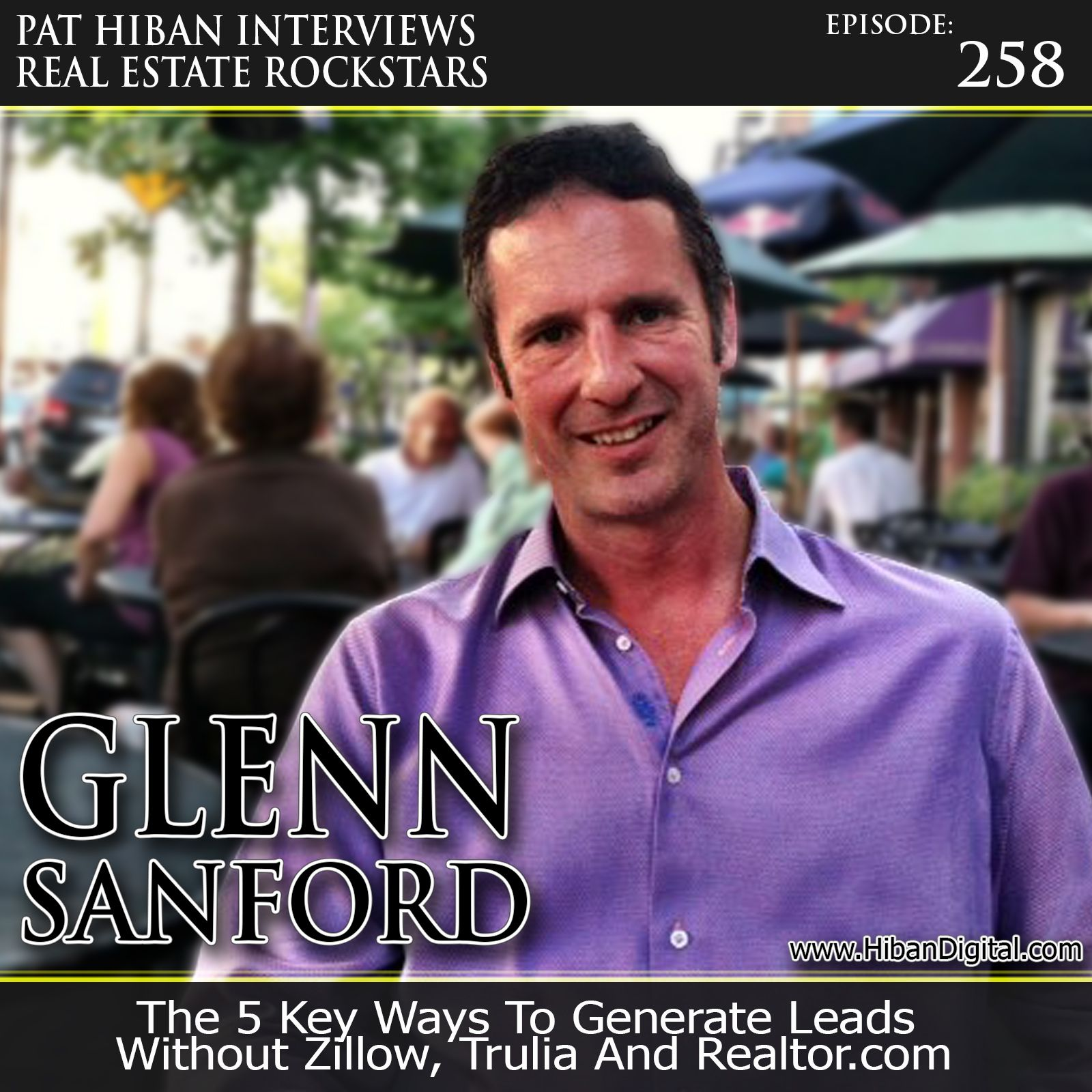 "Glenn Sanford is the founder and CEO of eXp Realty, ""The Agent-owned Cloud Brokerage™"". After being involved with a number of internet start-ups in the 1990's and early 2000's... #realestate #podcast #pathiban #hibandigital #hibangroup #HIBAN #realestatesales #realestateagent #realestateagents #selling #sales #sell #salespeople #salesperson #glennsanford"