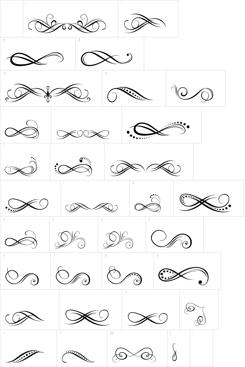 Single line font kostenlos