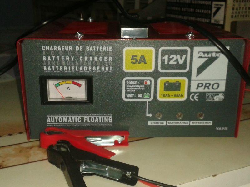 batterie voiture utilisation