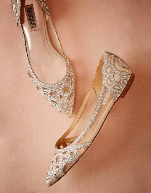 Crystal Art Deco Flats 1920s Art Deco Shoes Gatsby Wedding Shoes Bridal Shoes Flats Bridal Shoes Wedding Shoes Comfortable