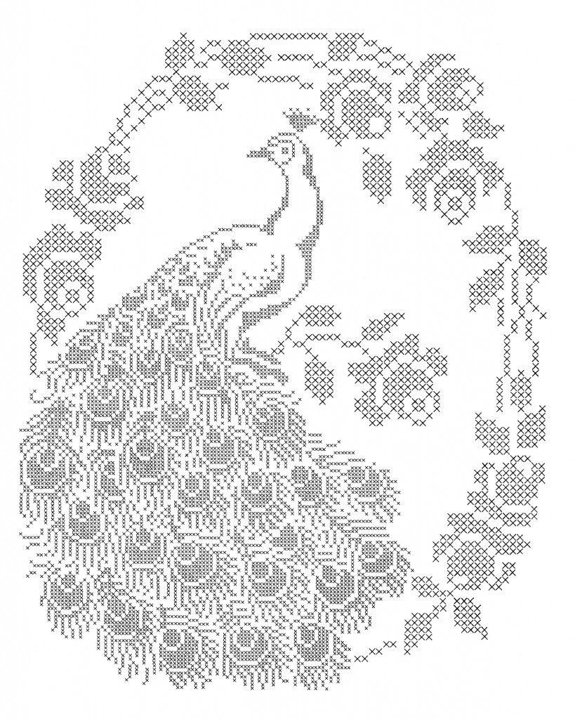 laura wheeler embroidery patterns | Laura Wheeler Design 688 — Cross ...