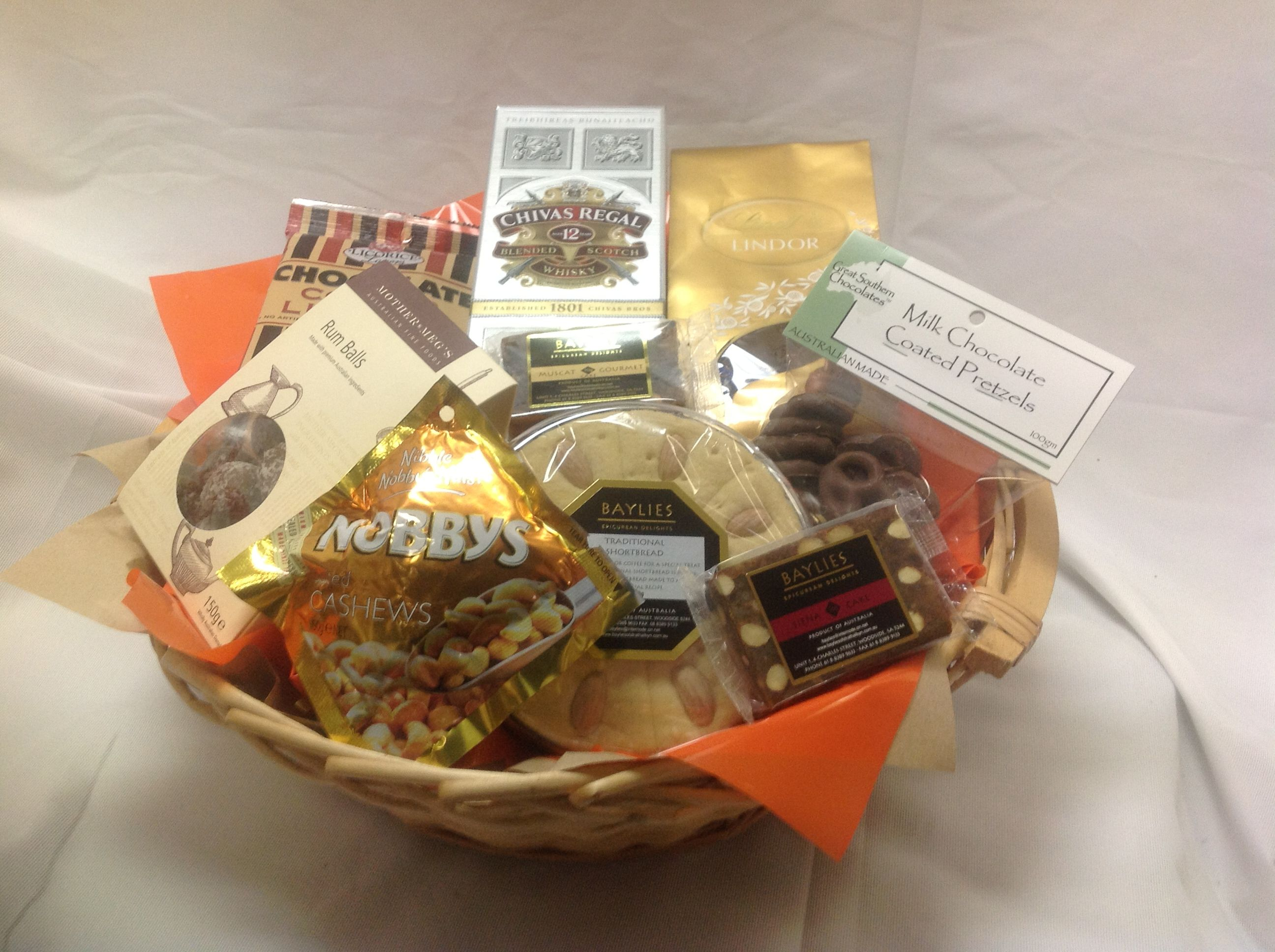 Whiskey nibbles basket from sendabasketsa unley south whiskey nibbles basket from sendabasketsa unley south australia facebook negle Gallery