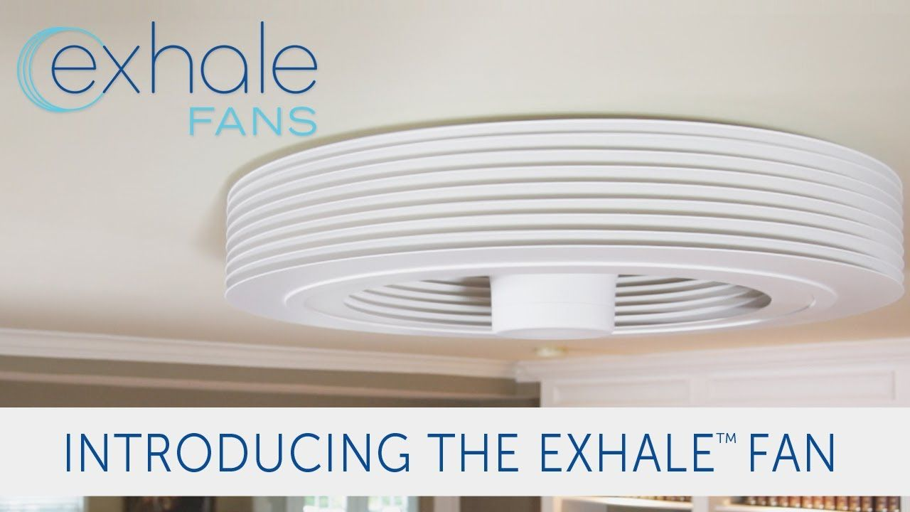 Attractive Exhale Fans Launches Its Bladeless Ceiling Fan On Indiegogo