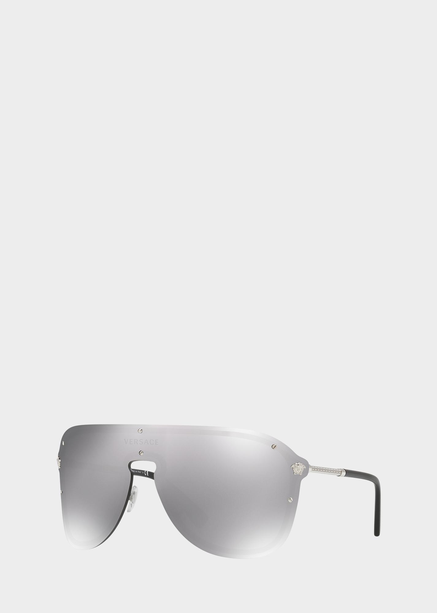 7223b1b78c Silver  Frenergy Visor Sunglasses - ONUL Eyewear