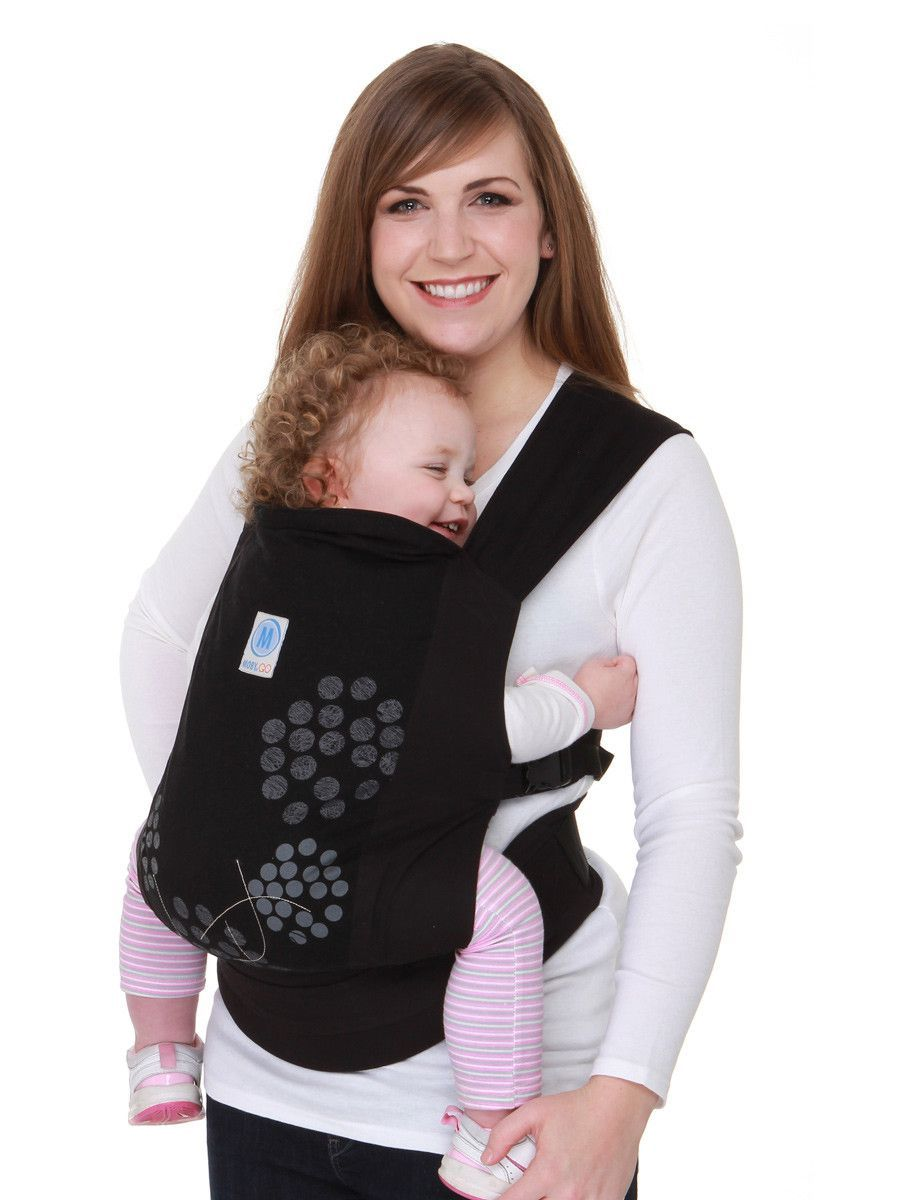 8701f2f7dfd Moby GO Carrier – Black