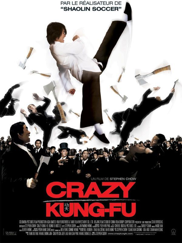 Crazy Kung Fu Seriebox Kung Fu Hustle Hustle Movie Kung Fu