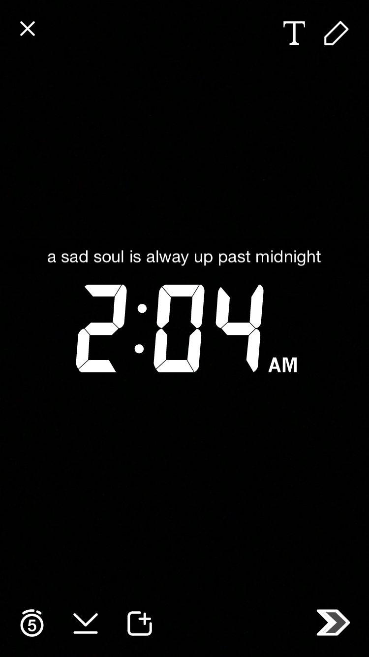 Depressing snapchat accounts