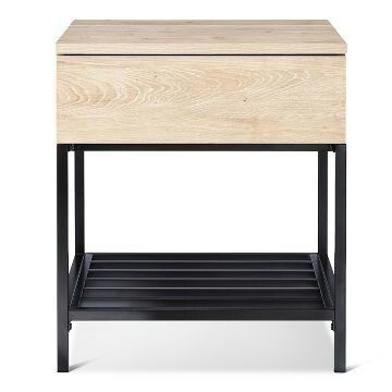 Amazing Darley End Table 90 Target End Tables Small End Tables Gmtry Best Dining Table And Chair Ideas Images Gmtryco