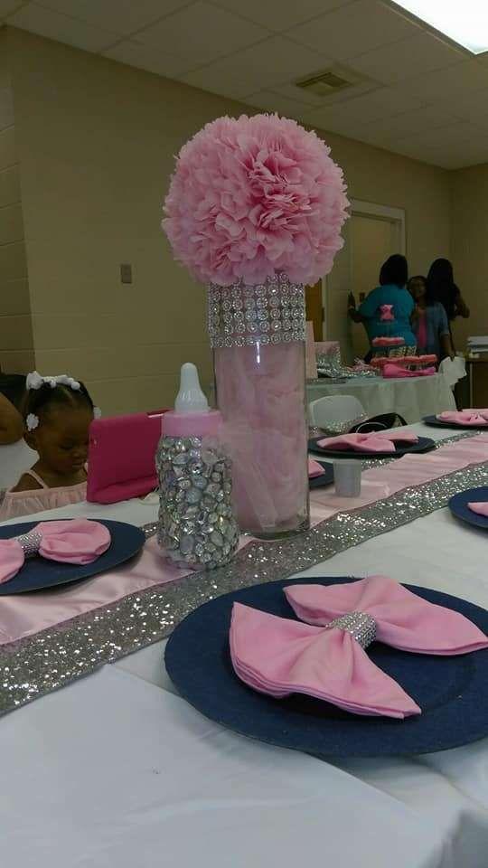 Denim Diamonds And Tutu S Baby Shower Party Ideas Photo