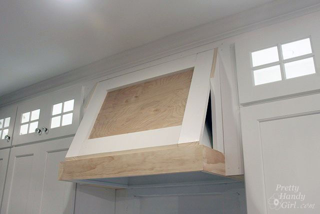 How To Construct A Custom Kitchen Range Hood Kitchen Range Hood Kitchen Range Kitchen Vent