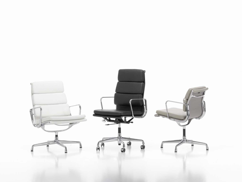 Eames soft pad chair ea 216 vitra chair chair pads