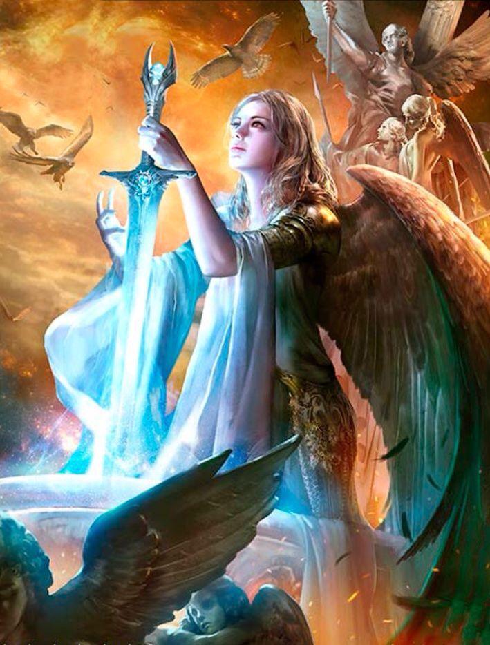 Картинки легенды ангелов