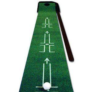 Jouez Au Mini Golf A La Maison Tapis D Entrainement Au Putt Chez
