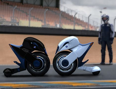 Bmw Motorrad Concept Roadster Is Boxer Ducati Fighter For Lake
