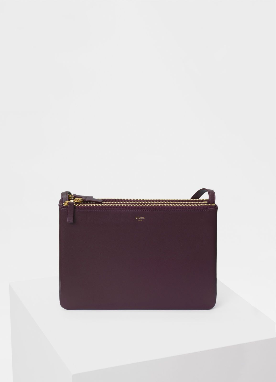 c5f505afd381e Large Trio bag in smooth lambskin | CÉLINE | Apparel and shoes ...