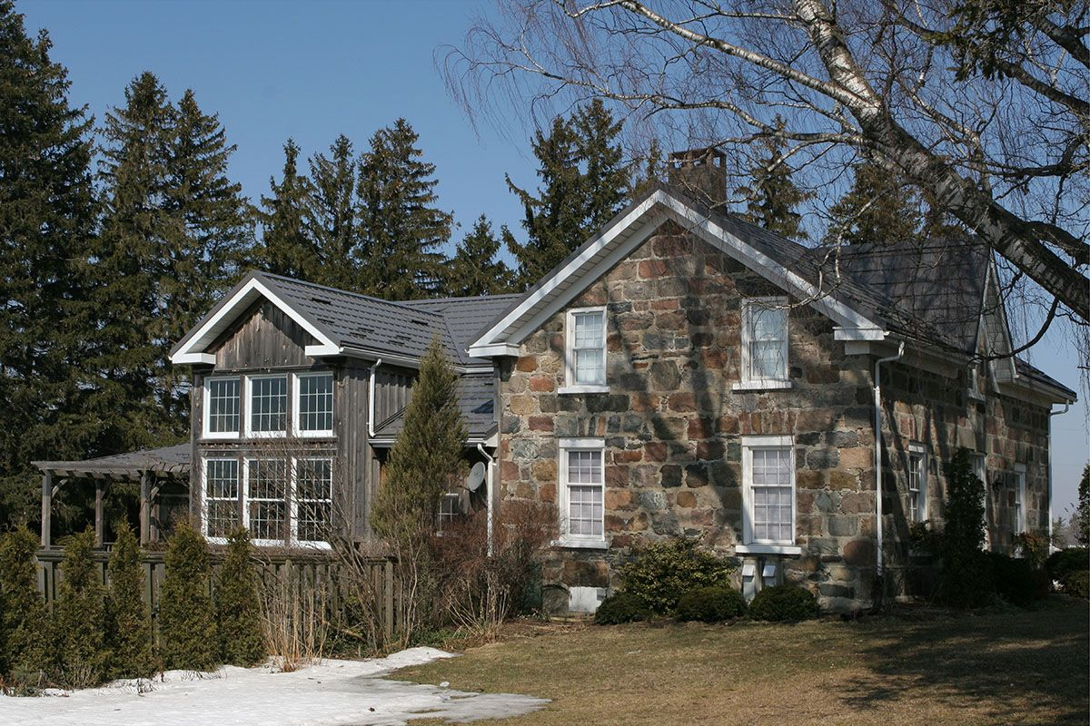 Image Result For Ontario Stone Farmhouse