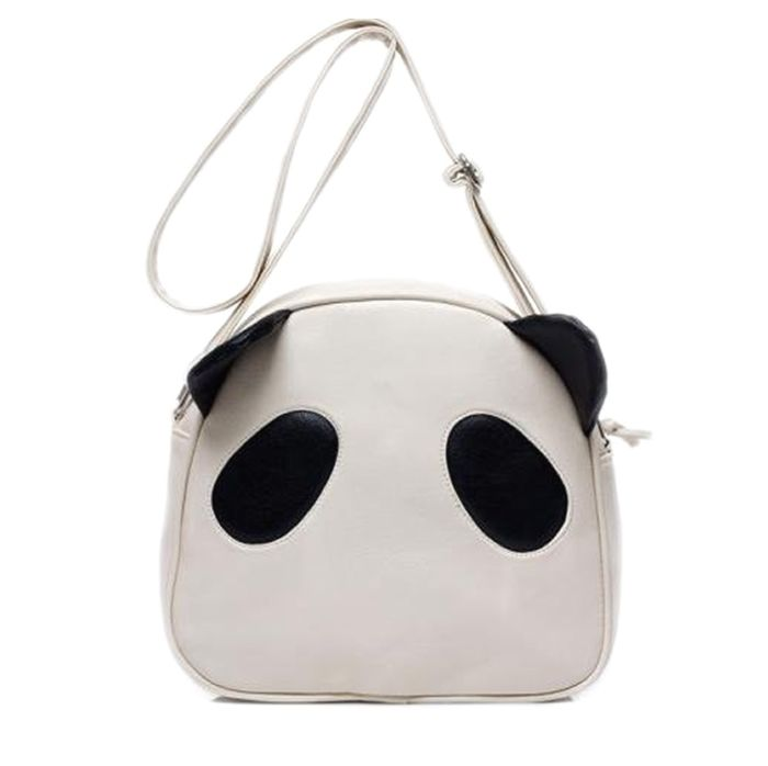Cute panda Kawaii shoulder handbag  8604588a650b6