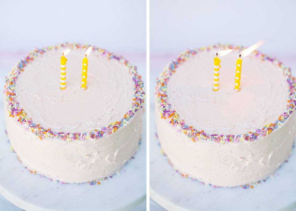 Grain Free Birthday Cake Danielle Walkers Against All Grain