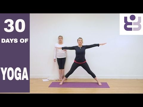 youtube  30 day yoga yoga for beginners online yoga