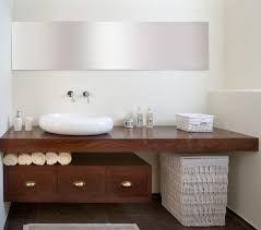 Floating Butcher Block Vanity Google Search Bathroom Sink