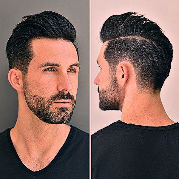 Photo of Men's Hairstyles Classic Men Haircuts
