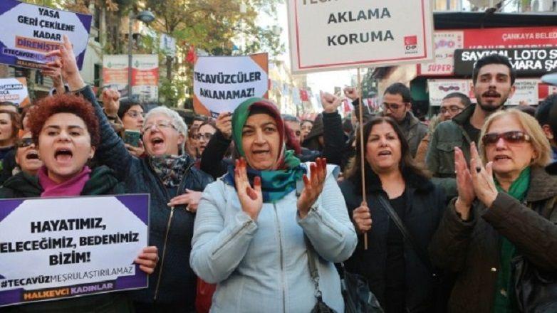 性侵犯娶受害少女可脫罪!土國新法將導致強姦及童婚合法化 - http://kairos.news/57390