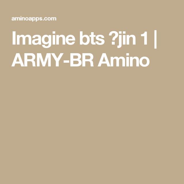 Imagine bts 💜jin 1   ARMY-BR Amino