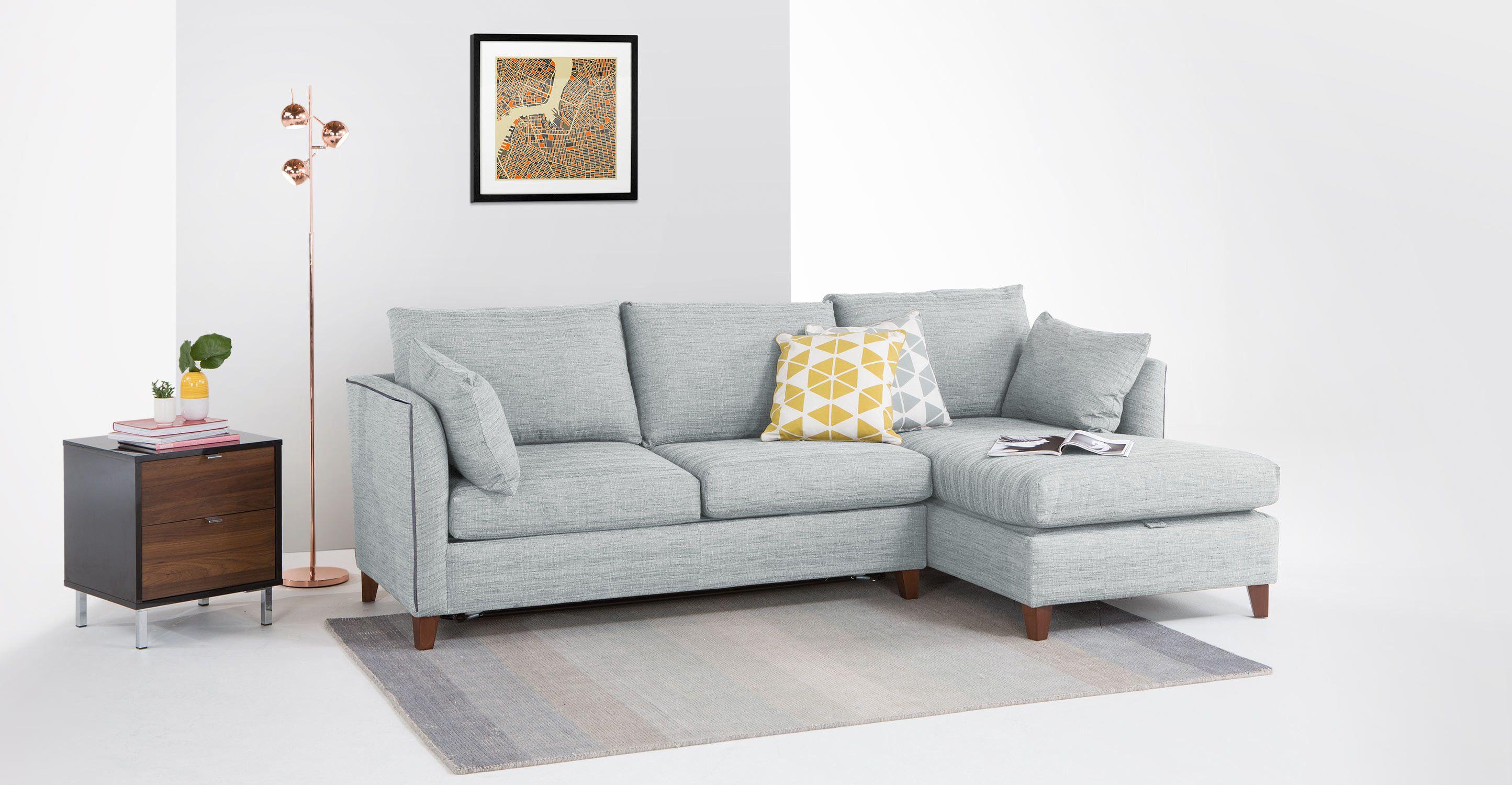 Pin by Simon Hofmeister on Interiors Corner sofa bed