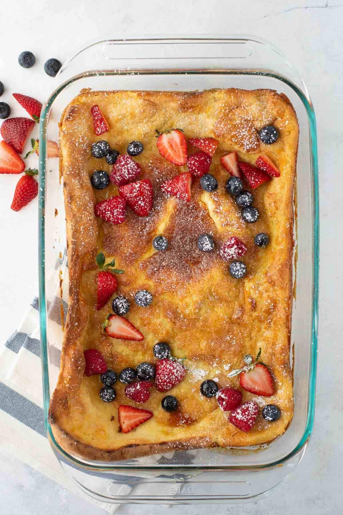 Gluten-Free Dutch Baby (German Pancake)   Recipe in 2020 ...
