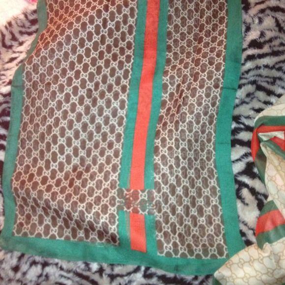 Silk Gucci scarve Really long silk Gucci scarve Gucci Accessories