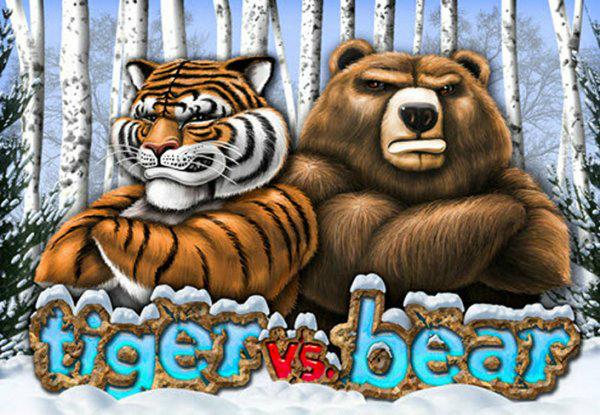 Play Tiger Vs. Bear Siberian Standoff Slot Machine Free With No Download