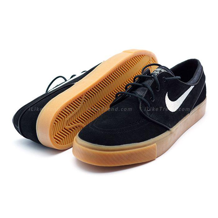 Nike Stefan Janoski Black White Gum Nike Stefan Janoski Janoski Black Nike