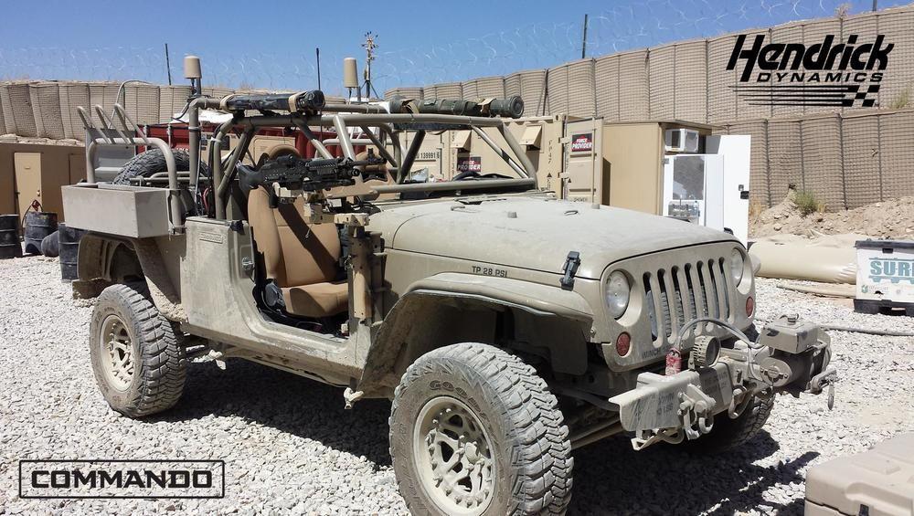 Hendrick Military Jeep Military Jeep Military Vehicles Jeep