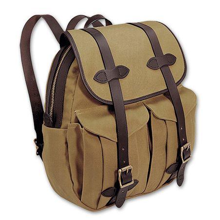 Rugged Twill Rucksack Filson Bags Shoulder Bag Men Bags