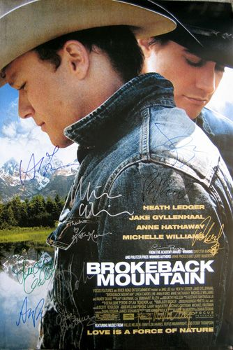 Anne hathaway and michelle williams brokeback mountain