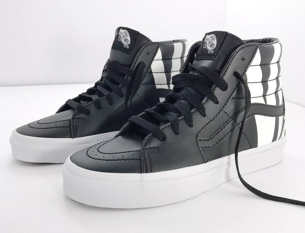 c797d14677 Vans SK8-Hi Classic Tumble Logo Skate Shoe Sneaker High Top Size Womens 6.5   fashion  clothing  shoes  accessories  womensshoes  athleticshoes (ebay  link)