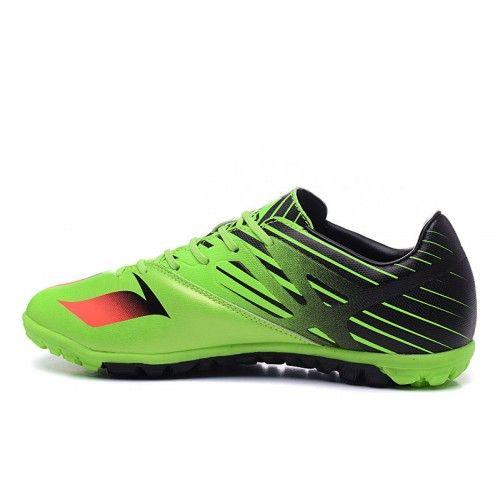 b934a4f2d859 Acquistare Adidas Messi 15.3 TF Verde Nero Scarpe Da Calcio | Adidas ...