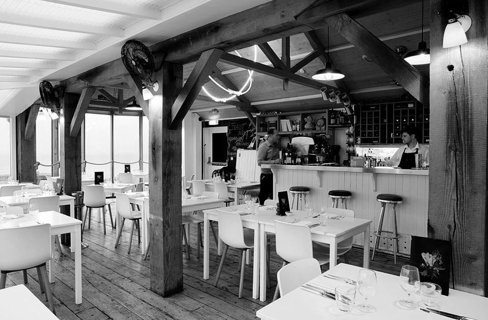 Hix Oyster and Fish House