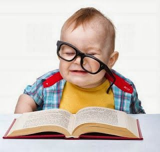 Funny Baby Reading Book Kids Baby Pictures Best Baby
