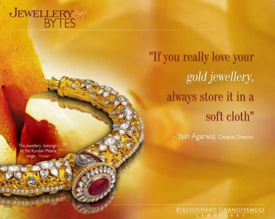 Colourful jewellery