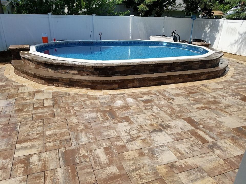 Get Influenced Above Ground Pool Concepts Above Ground Pool In Ground Pools Swimming Pool Prices