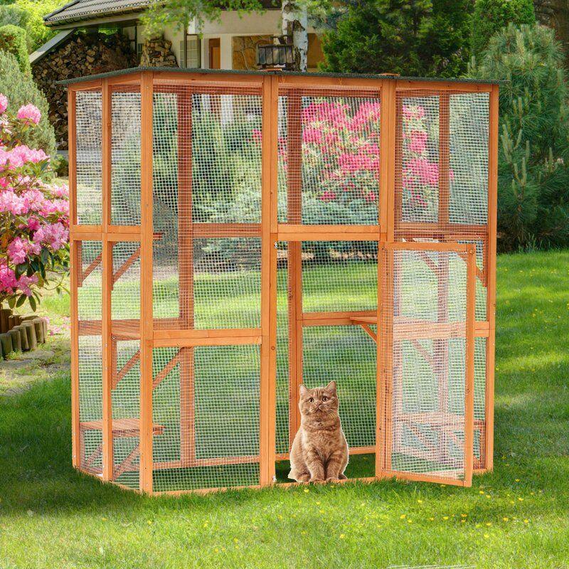 Encanto Outdoor Playpen Outdoor Cat Enclosure Cat Enclosure Cat Cages