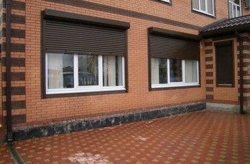 Рольставни на окна - металлические и пластиковые, внутренние и наружные, цена на установку