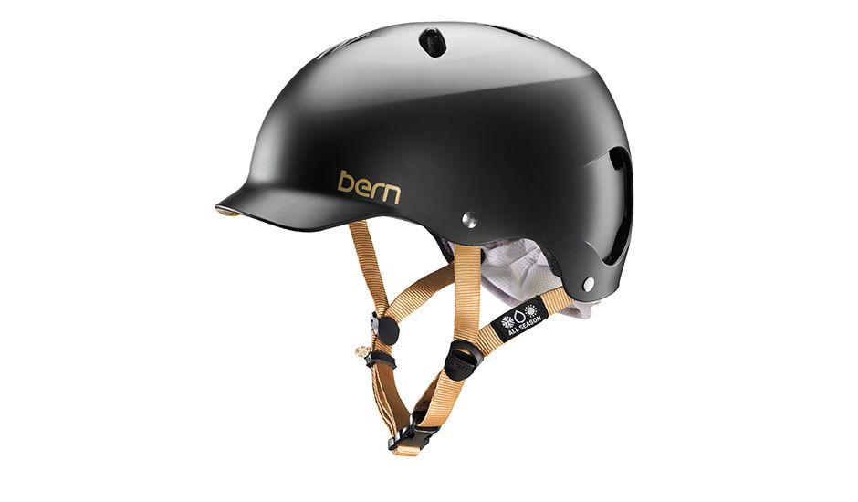bike helmet bern lenox helmet black outdoor adventure pinterest fahrr der und verschiedenes. Black Bedroom Furniture Sets. Home Design Ideas