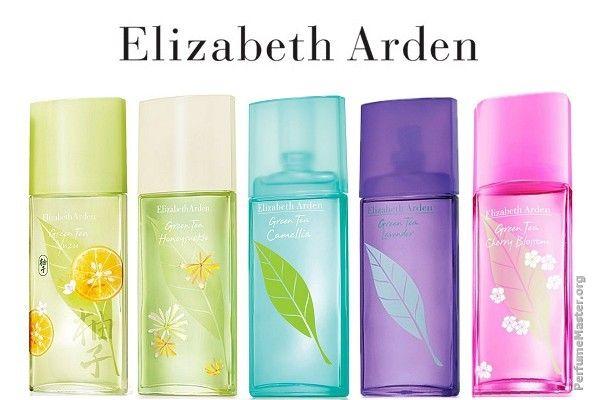 Elizabeth Arden Green Tea Yuzu Perfume - Perfume News | Elizabeth ...